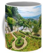 Bom Jesus Do Monte Panorama Coffee Mug