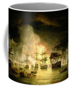 Bombardment Of Algiers Coffee Mug