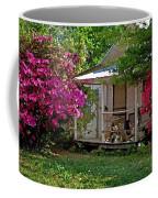 Bon Secour Pink Porch Coffee Mug