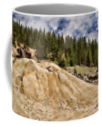 Bon Ton Mine Ruins Coffee Mug
