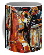 Bone Bass And Drums Coffee Mug