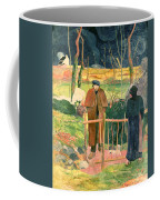 Bonjour Monsieur Gauguin Coffee Mug