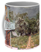 Bonnard: Balcony, 1909-10 Coffee Mug