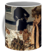 Bonnard: Breakfast, C1899 Coffee Mug