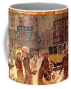 Bonnard: Place Clichy Coffee Mug