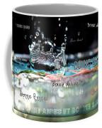 Bonne Annee Card Coffee Mug