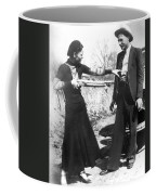 Bonnie And Clyde, 1933 Coffee Mug