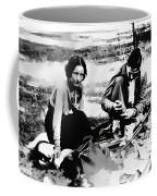 Bonnie And Clyde Gun Picnic by Daniel Hagerman