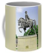 Bonnie Prince Charlie Statue - Derby Coffee Mug