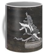 Bonsai #4 Coffee Mug by Richard Le Page