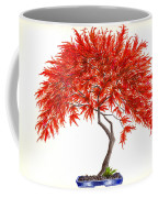 Bonsai Tree - Inaba Shidare Coffee Mug