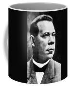 Booker T. Washington, African-american Coffee Mug