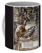 Bookkeeper, 16th Century Coffee Mug
