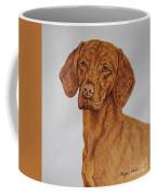 Boomer The Vizsla Coffee Mug