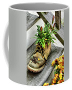Booted Plant Coffee Mug