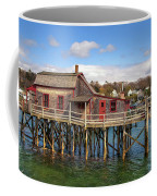 Boothbay Harbor 02287 Coffee Mug