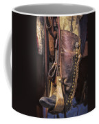 Boots Of A Drover 2015 Coffee Mug