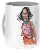 Boran Woman Coffee Mug