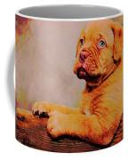 Bordeaux Mastiff Pup Coffee Mug