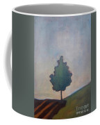 Bordering Tree Coffee Mug