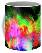Borealis Explosion Rupture Coffee Mug
