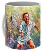 Boris Becker Coffee Mug