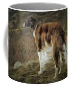 Borzoi Brindle Coffee Mug