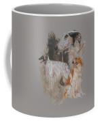 Borzoi Revamp Coffee Mug