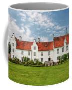 Bosjokloster Monastery Castle Facade Coffee Mug