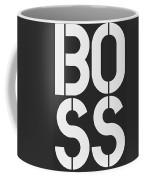 Boss-1 Coffee Mug