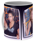Bossom Buddies - Gently Cross Your Eyes And Focus On The Middle Image Coffee Mug