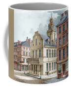 Boston, 19th Century Coffee Mug
