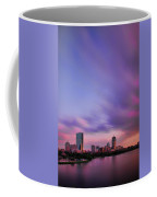 Boston Afterglow Coffee Mug by Rick Berk