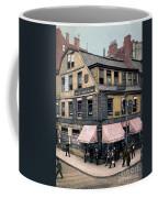 Boston: Bookshop, 1900 Coffee Mug