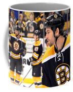 Boston Bruin Adam Mcquaid Coffee Mug