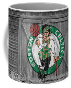 Boston Celtics Barn Doors Coffee Mug