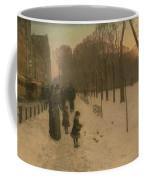 Boston Common At Twilight Coffee Mug