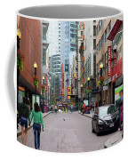 Boston Downtown Crossing Coffee Mug