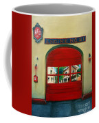 Boston Fire Engine 21 Coffee Mug