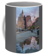 Boston From Long Wharf Coffee Mug