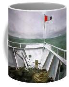 Boston Harbor Cruise  Coffee Mug