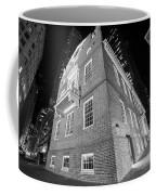 Boston Old State House Boston Ma Angle Black And White Coffee Mug