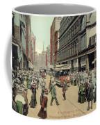 Boston: Washington Street Coffee Mug by Granger