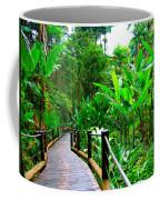 Botanic Gardens Trail Coffee Mug