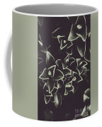Botanical Blooms In Darkness Coffee Mug