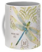 Botanical Dragonfly-jp3418b Coffee Mug