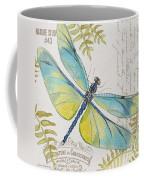 Botanical Dragonfly-jp3423b Coffee Mug