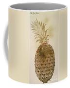 Botany: Pineapple, 1585 Coffee Mug