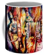 Bottle Jazz Coffee Mug