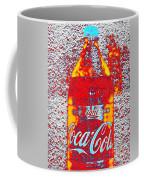 Bottle Of Coca-cola Coffee Mug